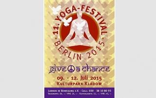 11. Yoga Festival 2015 in Berlin