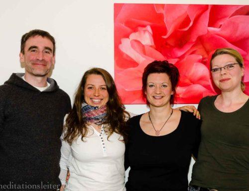 Drei neue Meditationsleiterinnen 2016 in Berlin & Brandenburg