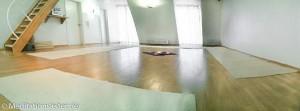 Meditationsraum im Zentrum für heilende Bewegung