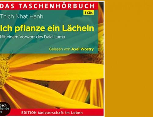Hörbuch: Ich pflanze ein Lächeln von Thich Nhat Hanh