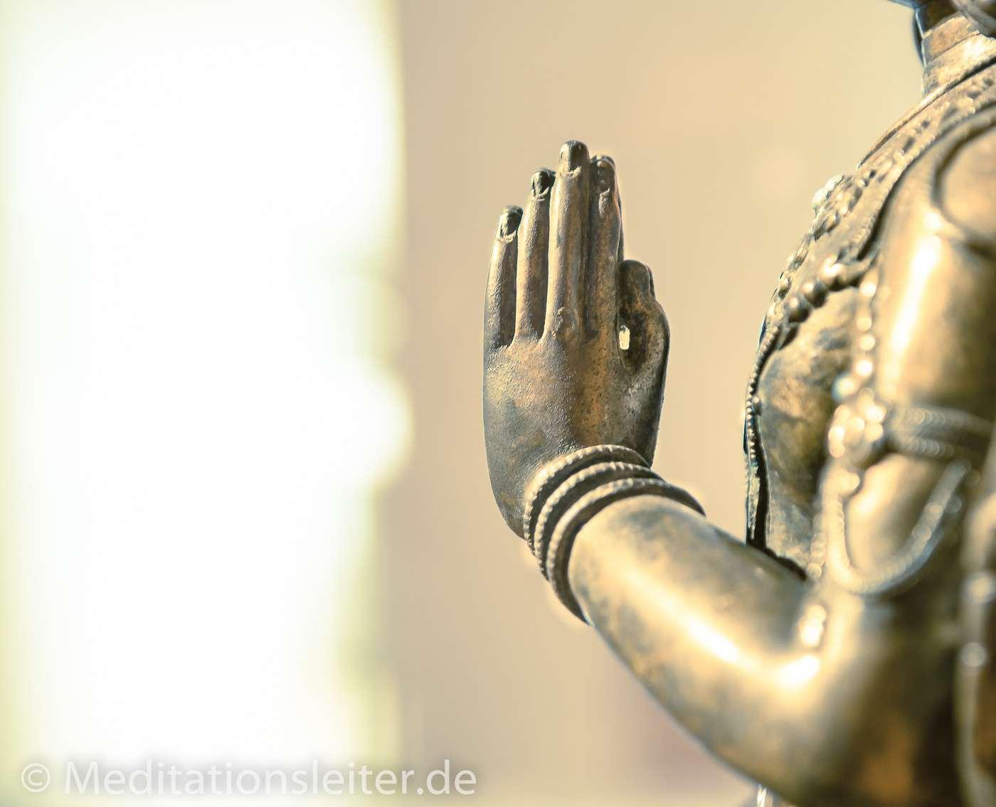 Anjali-Mudra ~ Meditationsgeste
