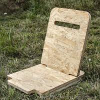 Anleitung zum Bauen eines Meditationssitz