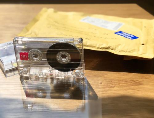 Nach 13 Jahren die erste Meditation auf Audio-Kassette