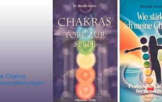 Chakra Bücher von Brenda Davies - Unsere Empfehlung