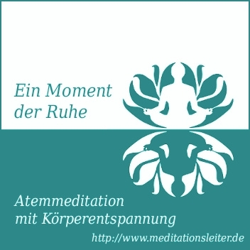 Cover Meditation: Ein Moment der Ruhe