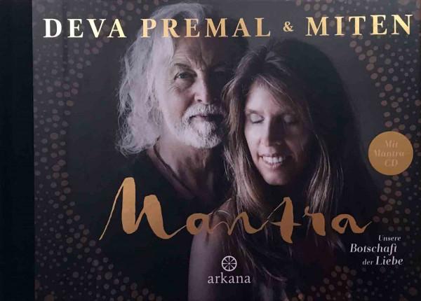 Deva Premal & Miten - Mantran Buch