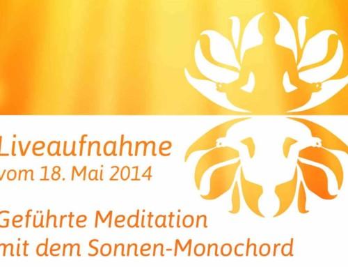 Download von geführten Meditationen auf Bandcamp endet 2014