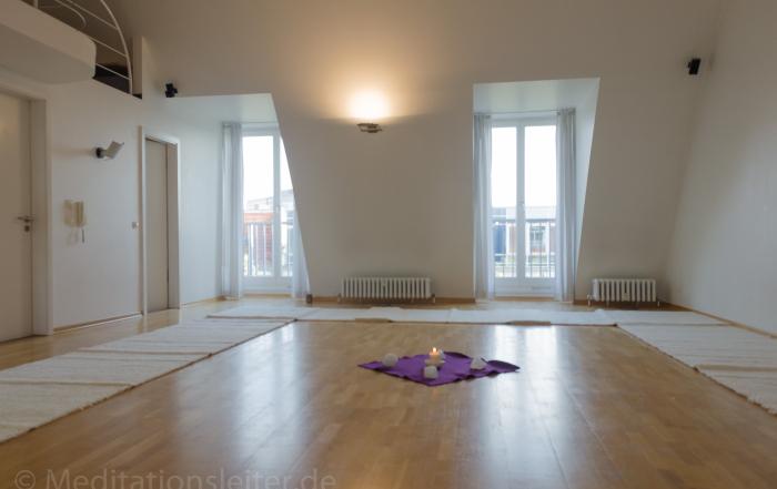 Geführte Meditationen in Berlin ~ im Zentrum für heilende Bewegung