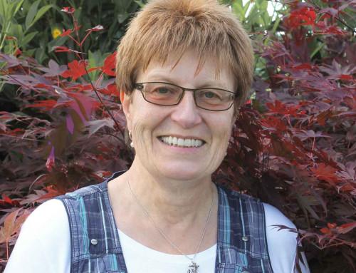 Herzlichen Glückwunsch:  Gerlinde Tenfelde ~ Eine neue Meditationsleiterin
