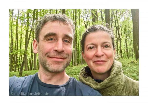 Ines Nonnenmacher und René Lecoutré