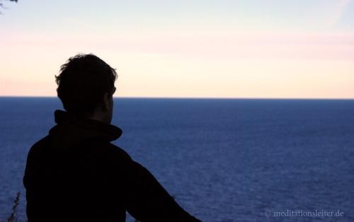 Meditation am Meer ~ Die grenzenlose Weite erfahren