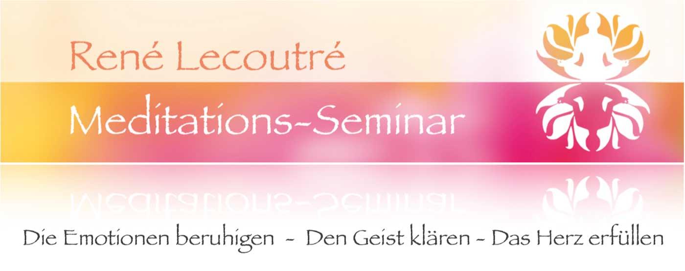 Meditationsseminar in Angermünde, in der Uckermark, am 28. April 2018