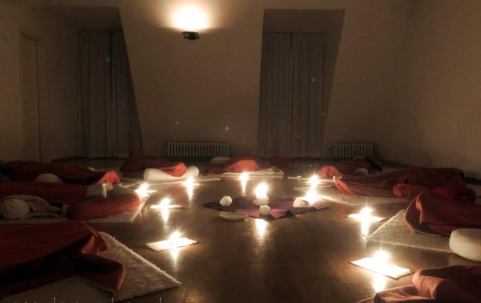 Lichtmeditation - Meditation in Berlin Wilmersdorf