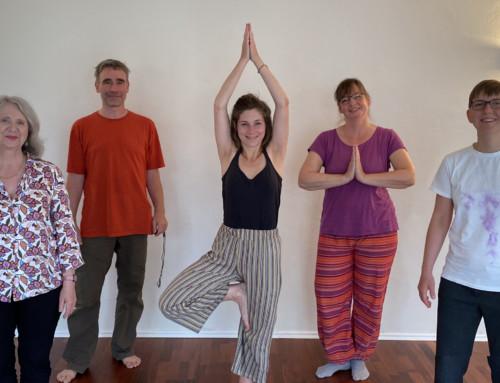 2020 – Vier neue Meditationsleiterinnen in Berlin