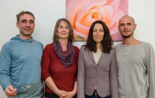 Meditationsleiter Ausbildung in Berlin - von re nach li ~ Lukas Denker - Angelika Wörthmüller - Maria Guder