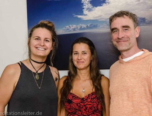 2018 ~ Zwei neue Meditationsleiterinnen in Berlin
