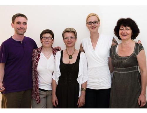 2013 ~ Vier neue Meditationsleiterinnen in Berlin