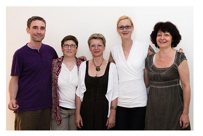 Meditationsleiterinnen Berlin 2013