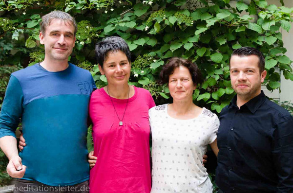 Meditationsleiter Ausbildung Berlin 2017