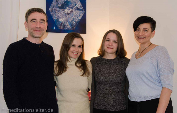 Meditationsleiter Ausbildung in Berlin