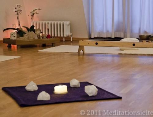 3 Jahre Meditationen in Berlin Wilmersdorf