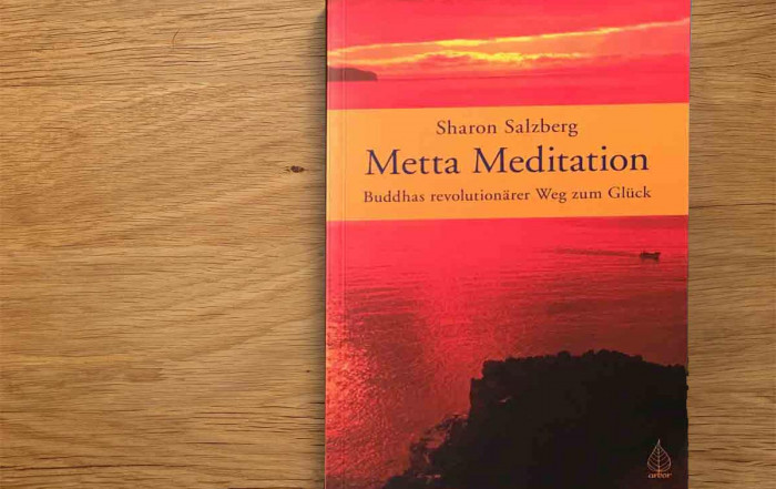 Sharon Salzberg - Metta Meditation ~ Buddhas revolutionärer Weg zum Glück