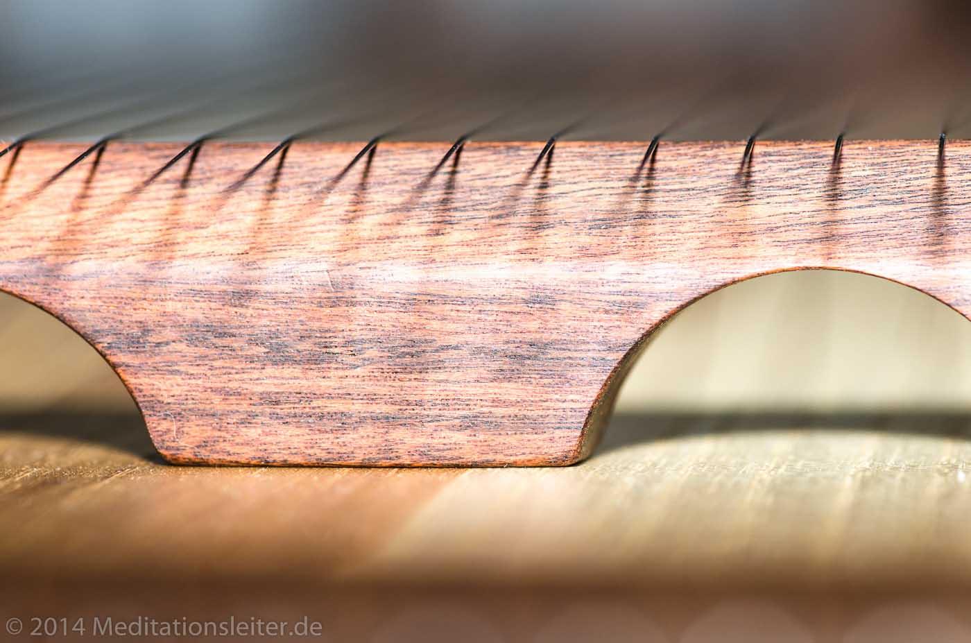 Monochord Saiten 01