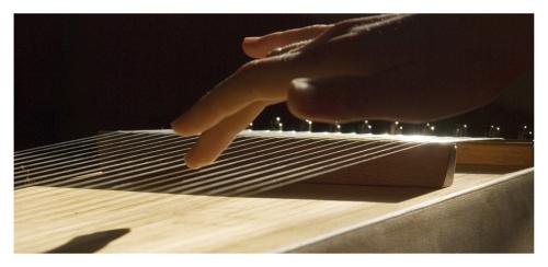 Monochord Obertonmusik Meditation