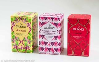 Bio-Tee von Pukka