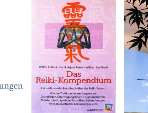 Reiki-Bücherempfehlungen: Das Reiki-Kompendium & Der Weg zum wahren Reikimeister