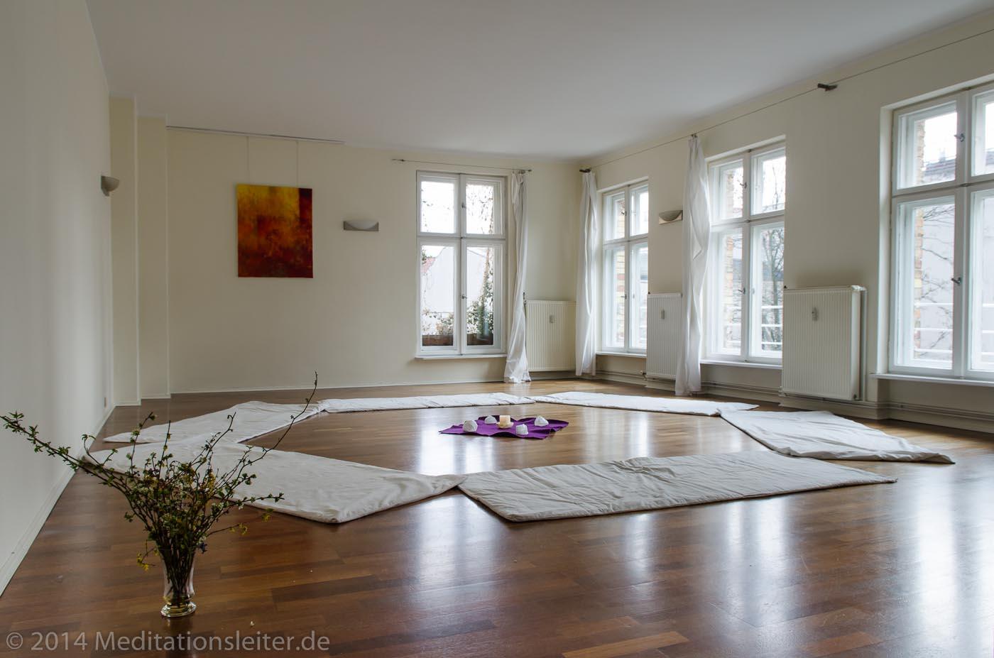 Unser Raum fürs Reiki~Treffen