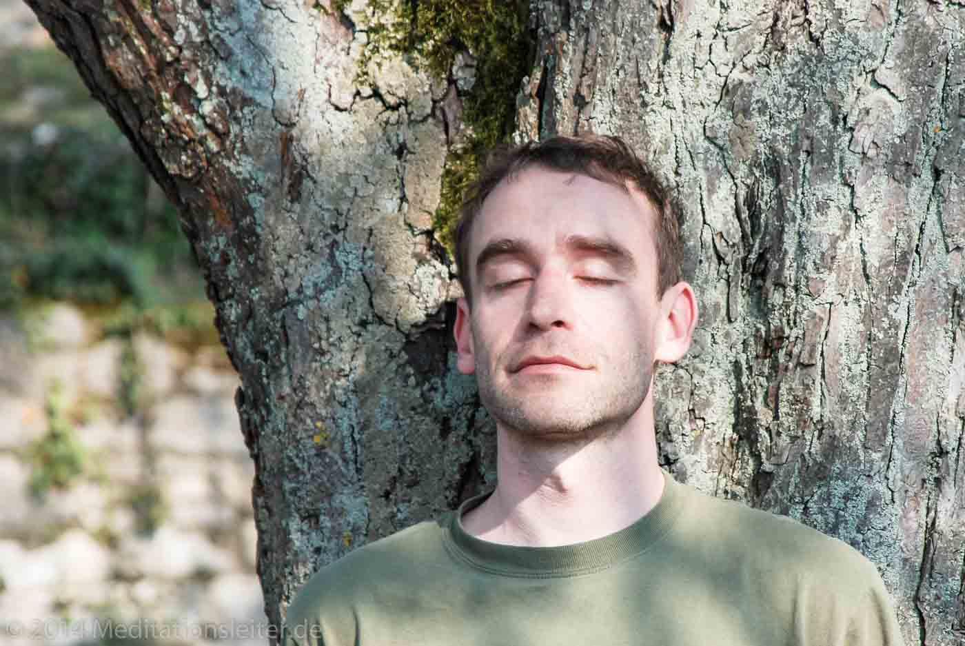 Rene Lecoutre Meditationsleiter Meditationslehrer Meditation meditieren