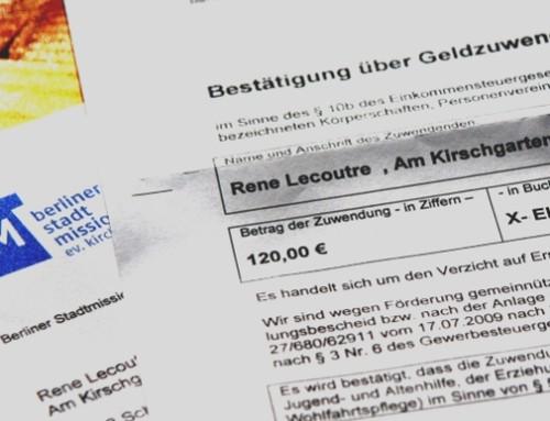 Weihnachtsmeditation 2010 ~ 120€ Spende für den Kältebus