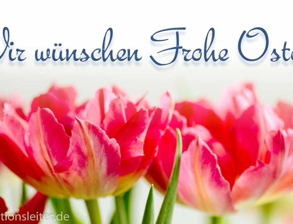 Frohe Ostergrüße von Meditationsleiter.de