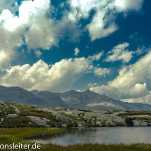 Weite Gotthardpass