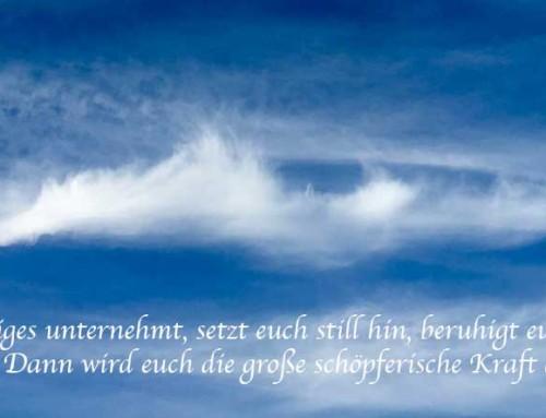 Einladung zu Meditation in Berlin, am Mittwoch, den 27. Juni