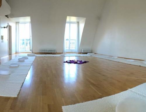 Einladung zur Klang-Meditation in Berlin am 2. Oktober